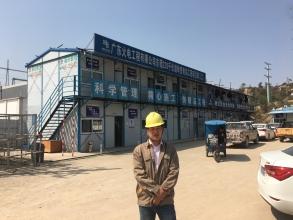 广东佛山220千伏道岭变电站防雷接地工程  2017年