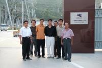广东500千伏莞城变电站防雷接地工程  2004年