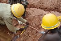尼日利亚500KV变电站防雷接地工程 2007年5月 (1)