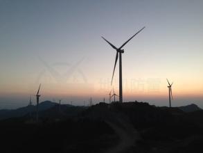 贵州惠水龙塘山风电场一期工程风机、箱变及升压站接地工程