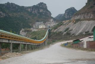 华润水泥(贵港)有限公司综合防雷工程 2007年8月