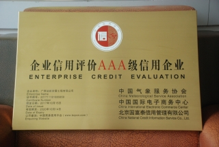 17-企业信用等级证书(AAA级)