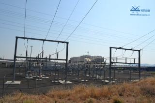110千伏井塘变电站工程防雷接地工程  2011年