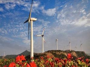湖北仙居顶30MW风电场防雷接地工程