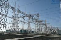 广东佛山110千伏潭村变电站防雷接地工程  2010年
