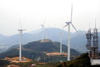 浙江岱山衢山风电场防雷接地项目