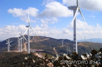 大理者磨山风电场风力发电机组及110KV升压站防雷接地工程