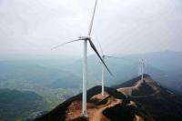 贵州平关风电场升压站及风机防雷接地工程